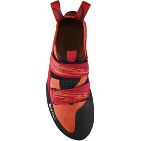 Red Chili Voltage LV Climbing Shoes orange-red